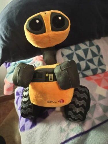 Pluszak w kształcie WALL-E photo review
