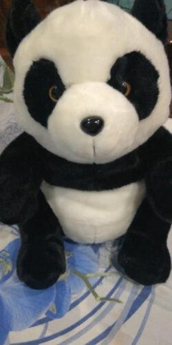 Pluszak w kształcie pandy photo review