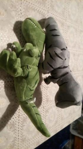 Pluszak w kształcie dinozaura z Toy Story photo review