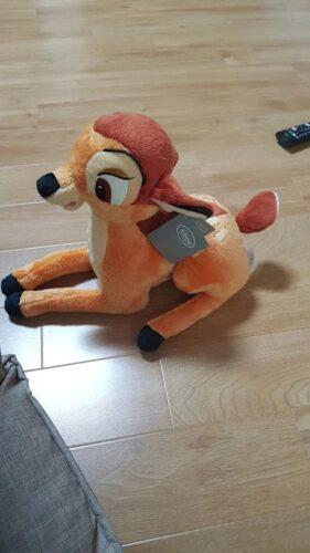Pluszak w kształcie Bambi photo review
