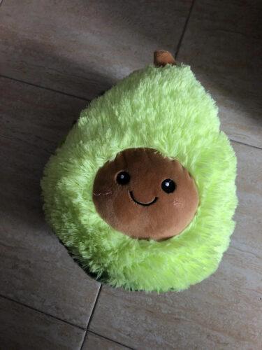 Pluszak w kształcie awokado photo review