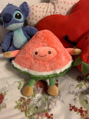 Pluszaki w kształcie owoców photo review