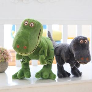 śmieszne pluszaki w kształcie dinozaura z toy story