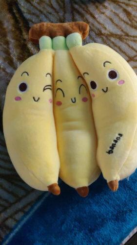 Pluszaki w kształcie bananów photo review